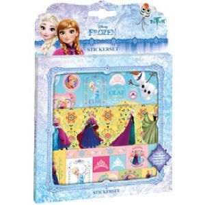 Set de stickers La Reine des Neiges