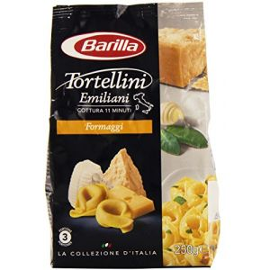 Barilla Tortellini Pâtes Farcies Al Formaggi 250 g