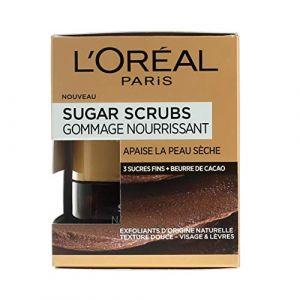 L'Oréal Sugar scrubs - gommage nurrissant