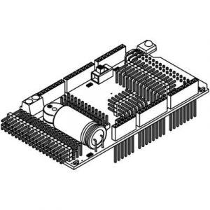 Perel Servo shield pour arduino®