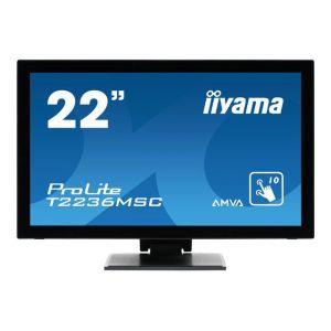 "iiyama ProLite T2236MSC-B2 - Écran LED 22"" tactile"