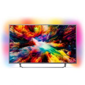 Philips 43PUS7303 - Téléviseur LED 108 cm Android ultra-plat 4K UHD