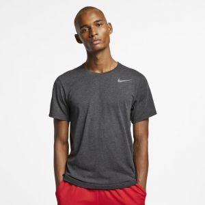 Nike Haut de trainingà manches courtes Breathe pour Homme - Noir - Taille S - Homme