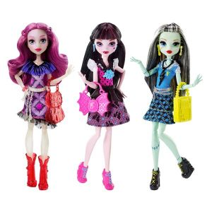 Mattel Monster High Goule Signature