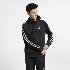 Nike Sweatà capuche à zip Sportswear Homme - Noir - Couleur Noir - Taille 2XL