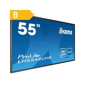 "iiyama 54.6"" LED - ProLite LH5542UHS-B1"