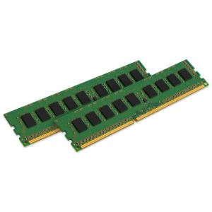Kingston KVR13N9S8HK2/8 - Barrettes mémoire ValueRAM 2 x 4 Go DDR3 1333 MHz 240 pins