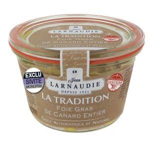 Larnaudie Foie gras de canard entier igp gascogne