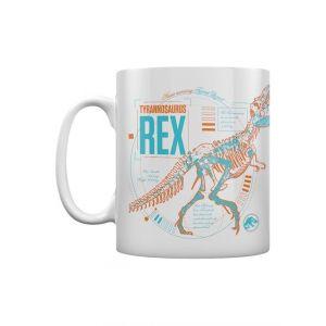 Pyramid International Jurassic World Fallen Kingdom - T Rex Stats Mug