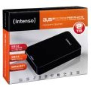 Intenso 6031580 - Disque dur externe Memory Center 2 To 3.5'' USB 3.0