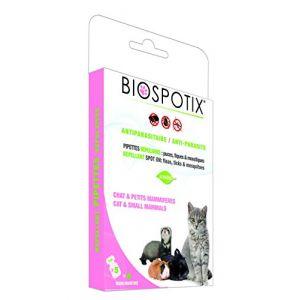 Biogance Biospotix Pipettes répulsives pour chat et chaton