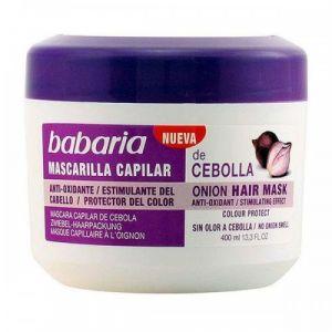 Babaria Masque capillaire à l'oignon - Anti-oxidant
