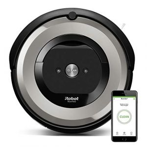 Irobot ROOMBA E5154 Aspirateur robot connecté - Batterie 1800 mAh Lithium Ion - 0,6 L