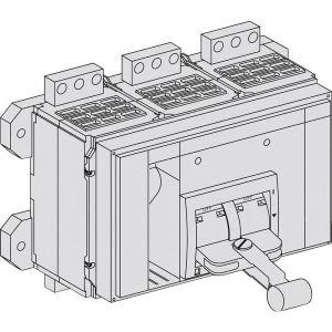 Schneider Electric Disjoncteur 34012 Circuit de sortie (max.): 690 V/AC (l x h x p) 420 x 350 x 160 mm 1 pc(s)