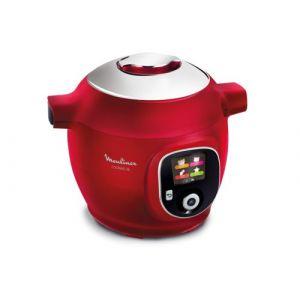 Moulinex Cookeo CE85A510 + 180 Recettes - Mijoteur rouge