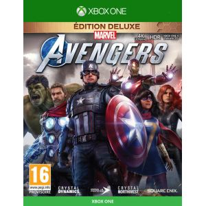 Marvel's Avengers Deluxe Edition [XBOX One]