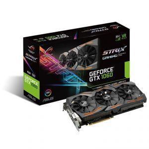 Asus STRIX-GTX1060-6G-GAMING - Carte Graphique GeForce GTX 1060 STRIX 6 Go