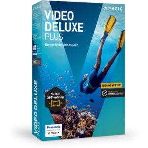 Vidéo deluxe Plus 2017 pour Windows