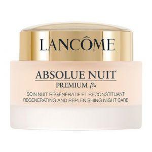 Lancôme Absolue Nuit Premium Bx - Soin nuit régénératif et reconstituant