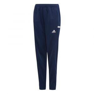 Adidas T19 Teamwear Pantalon de survêtement pour enfant Bleu marine 11-12 ans