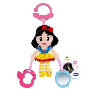 Chicco Hochet mini poupée Blanche Neige