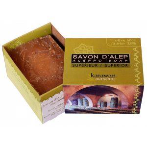 Karawan Savon d'Alep Supérieur en boîte