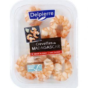 Delpierre Crevettes de Madagascar