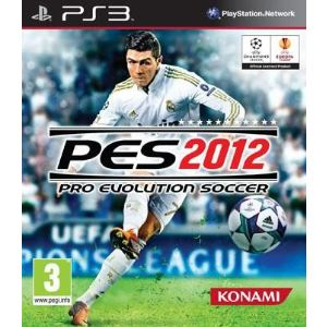 PES 2012 : Pro Evolution Soccer [PS3]