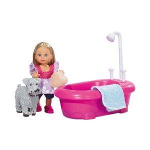 Simba Toys Evi Love : Baignoire du chien