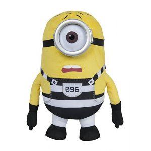 Simba Toys Peluche Minions Prison Carl 36 cm