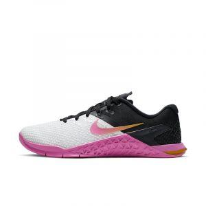 Nike Chaussure de cross-training et de renforcement musculaire Metcon 4 XD pour Femme - Blanc - Couleur Blanc - Taille 41