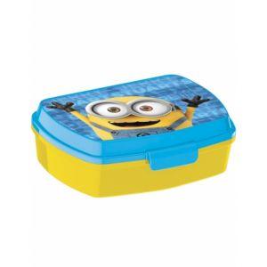 Boîte à goûter lunch box Minions