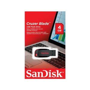 Sandisk SDCZ50-004G - Clé USB 2.0 Cruzer Blade 4 Go