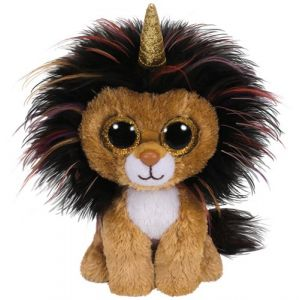 Ty 36252 - Beanie Boo's - Ramsey Le Lion Licorne 15 cm