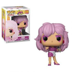 Funko Figurines Pop Vinyl: Animation and The Holograms: Jem Collectible Figure, 32782, Multcolour
