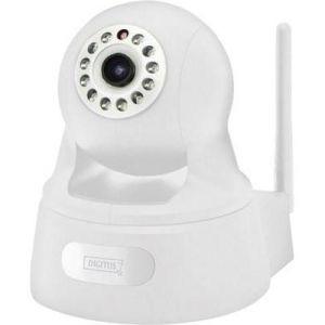 Digitus DN-16029 - Caméra réseau IP Plug&View OptiPan