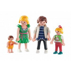 Playmobil 6530 - Famille avec enfants