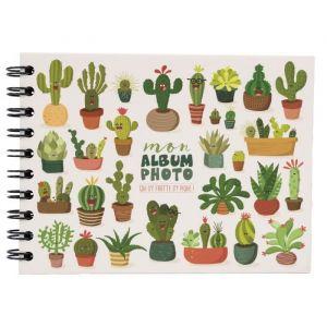 Panodia Mini album 30 pages - Cactus - Artiste