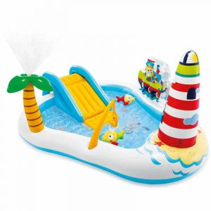 Intex Aire de jeux gonflable - Sea Paradise