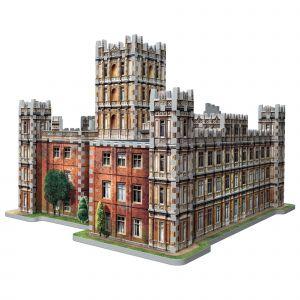 Wrebbit 3D Puzzle 3D - Downton Abbey
