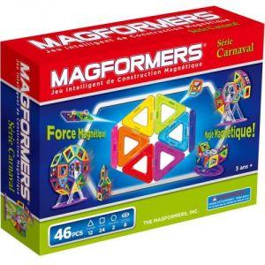 Magformers 63074 - Série Carnaval 46 pièces
