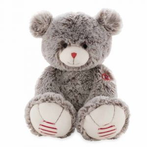 Kaloo Peluche ours gris (grande)