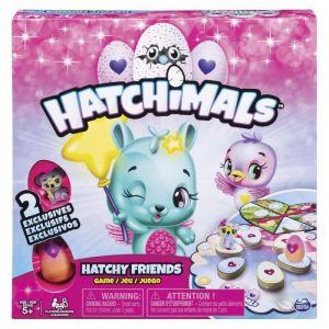 SPIN MASTER GAMES Hatchimals Hatchy Friends Game Jeu de société