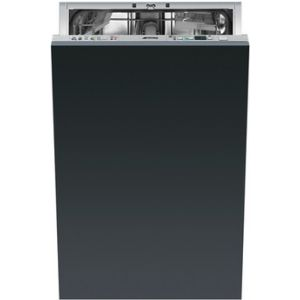 Smeg STA4525 FULL - Lave vaisselle intégrable 10 couverts