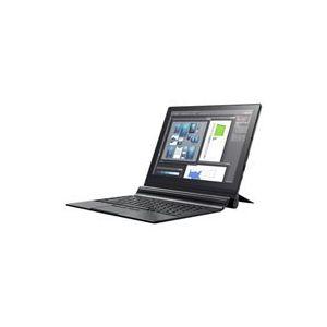 "Lenovo ThinkPad X1 Tablet 20KJ - Tablette - avec clavier détachable - Core i5 8250U / 1.6 GHz - Win 10 Pro 64 bits - 8 Go RAM - 256 Go SSD TCG Opal Encryption 2, NVMe - 13"" IPS écran tactile 3000 x 2000 (QHD+) - UHD Graphics 620 - Wi-Fi, Bluetooth - 4G -"