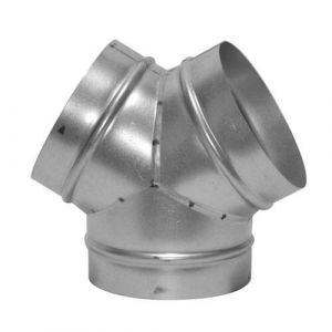 Isotip Joncoux Y en acier galvanisé D 125 mm