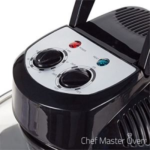 Chef Master - Four cyclone à convection