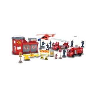 John World Caserne des pompiers 20 pièces