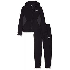 Nike Survêtement NSW - Noir/Gris Enfant - Noir - Taille Boys XL: 158-170 cm