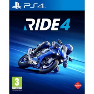 Ride 4 [PS4]